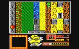 Bounder Amstrad CPC A dangerous depth on the right