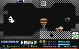 Bubble Ghost Amstrad CPC How can you pass the dangerous flesh eating plant?