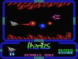 Game Over II MSX Just blew up some enemies