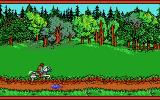 Hillsfar Atari ST Riding to Hillsfar