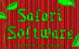 Heroes: The Sanguine Seven DOS Safari Software logo