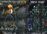 Metal Slug 5 Neo Geo With soldiers giving additional help to the big Wall Crawler, Eri can delay more to clear Mission 3.