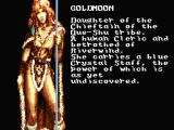 Heroes of the Lance MSX Goldmoon