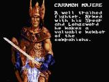 Heroes of the Lance MSX Caramon Majere