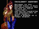 Heroes of the Lance MSX Tasselhoff