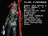 Heroes of the Lance MSX Flint Fireforce