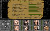 Heroes of the Lance Atari ST Stats