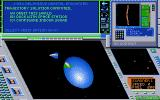 Hard Nova Atari ST In the space