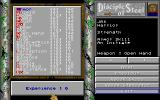 Disciples of Steel Atari ST Skills