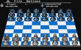 The Chessmaster 2000 Atari ST The opening positions