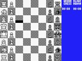 The Chessmaster 2000 MSX The chess game with a top-down view