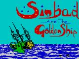 Sinbad & the Golden Ship ZX Spectrum Loading screen