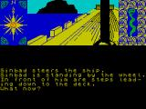 Sinbad & the Golden Ship ZX Spectrum And now we've sighted land