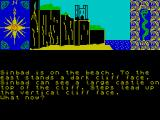 Sinbad & the Golden Ship ZX Spectrum Use the steps