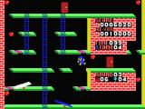 C-So! MSX Use the jumping beds to jump. The levels become more challenging when the game progresses