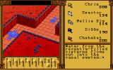 Ultima: Worlds of Adventure 2 - Martian Dreams DOS ...filling the canals with water...