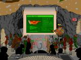 Battle Bugs DOS Battle Bugs Screenshot: The Briefing (VGA)