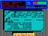 Galletron ZX Spectrum High scores