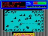 Galletron ZX Spectrum Screen 2