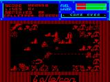 Galletron ZX Spectrum Game Over