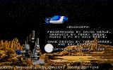 Xenomorph Atari ST Title screen