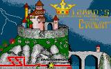 Wizard's Crown Atari ST Title screen