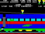 Stop the Express ZX Spectrum Title screen