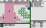 Ultima II: The Revenge of the Enchantress... Atari ST On a town streets