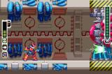 Mega Man Zero 4 Game Boy Advance A boss