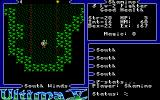 Ultima V: Warriors of Destiny Atari ST Character stats