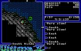 Ultima V: Warriors of Destiny Atari ST Sea serpent in the distance