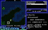 Ultima V: Warriors of Destiny Atari ST Battle time
