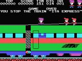 "Stop the Express MSX Bousou Tokkyuu Sos - Stop The Train ""Ita Express"""
