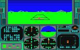 Acrojet Amstrad CPC Take your jet into the air