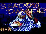 Shadow Dancer Amstrad CPC Title