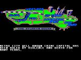 Final Fight Amstrad CPC Introduction