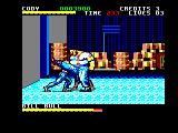 Final Fight Amstrad CPC Say hello to Bill Bull