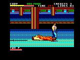 Final Fight Amstrad CPC Andore is down