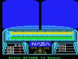 Space Shuttle: A Journey into Space MSX The countdown