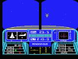 Space Shuttle: A Journey into Space MSX A satellite ahead