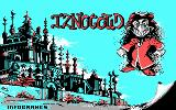 Iznogoud title screen