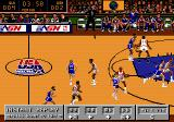 Team USA Basketball Genesis The replay system