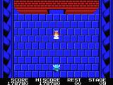 Knightmare MSX The princess