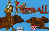 Heimdall Atari ST Title screen