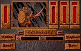 Heimdall Atari ST Fighting