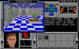 Spacewrecked: 14 Billion Light Years From Earth Atari ST Exploring ship