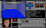 Spacewrecked: 14 Billion Light Years From Earth Atari ST Empty rooms all over the ship