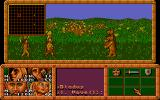Dragonflight Atari ST Fighting with the bears