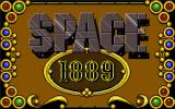 Space 1889 DOS Title screen