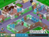 Theme Hospital DOS You must cure 33 more patients to get to next level.